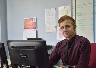 Alix Taylor – Business Development Administrator
