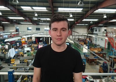Jake Armstrong – Motor Vehicle Apprentice