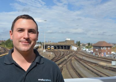 Scott Noye – Engineering Apprentice