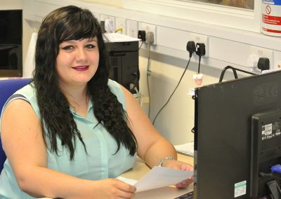 Megan Voisey – Business Administration Apprentice