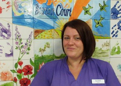 Lauren Beck – Health and Social Care Apprentice