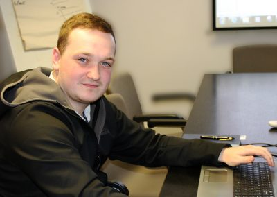 Jay Adshead – Rail Engineering Apprentice