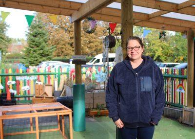 Sally Wingham – Clocktower Childcare (Subcontractor: Milestones)