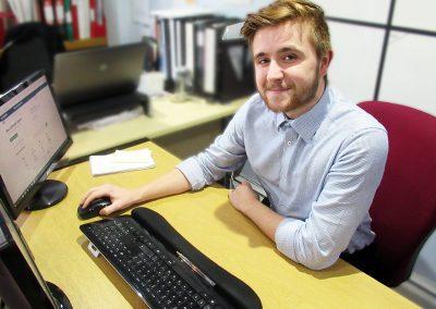 Alix Taylor – Business Admin and Recruitment Apprentice