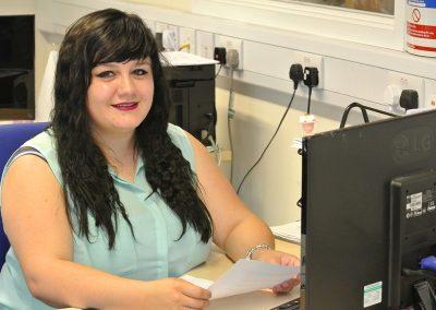Megan Voisey – Business Administration Apprentice