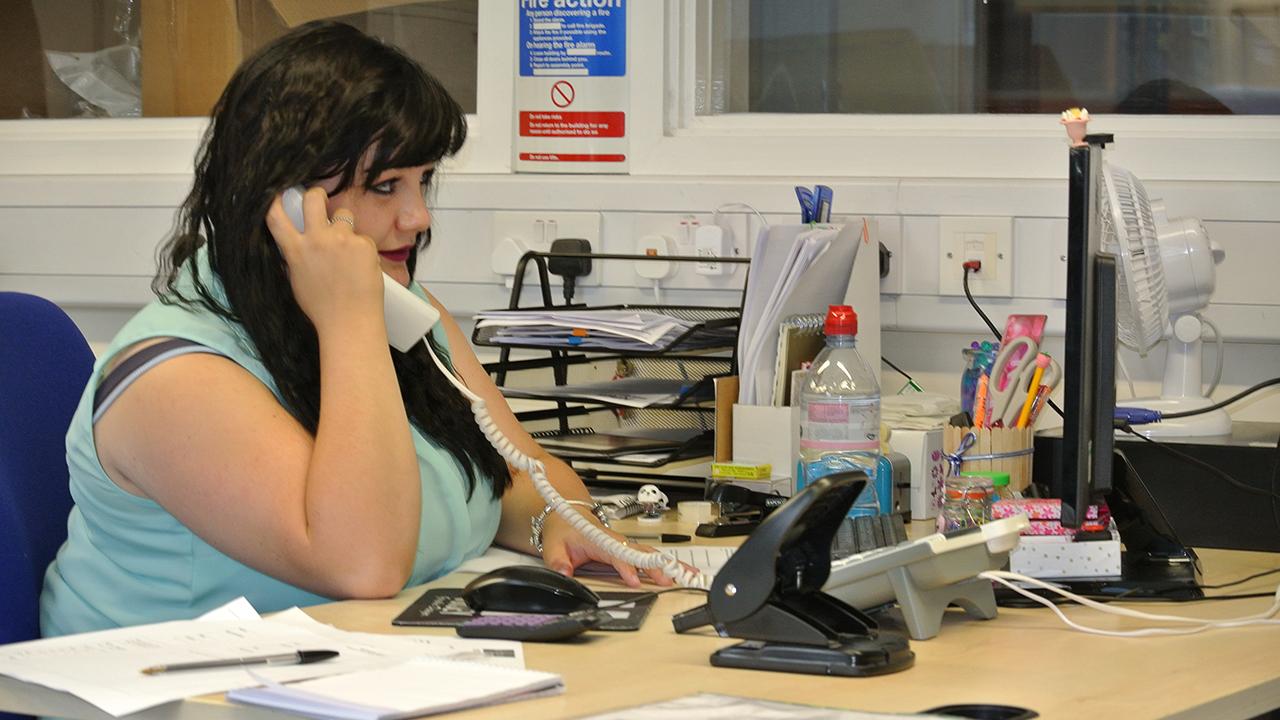 Megan Voisey - Business Administration Apprentice