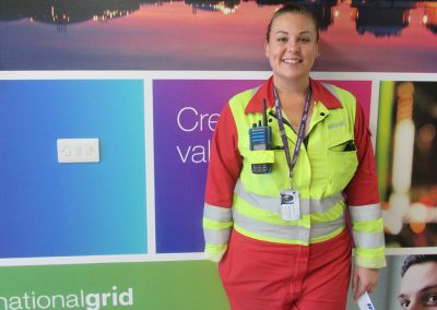 Chelsea Malcolm – Engineering Apprentice