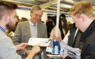 IPS attended the National Apprenticeship Show Kent and Essex 2018