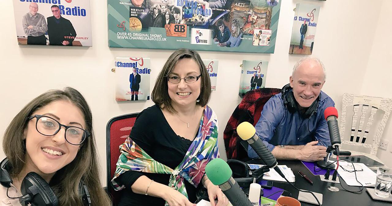 National Apprenticeship Week - IPS on Bunker Radio - Ramsay
