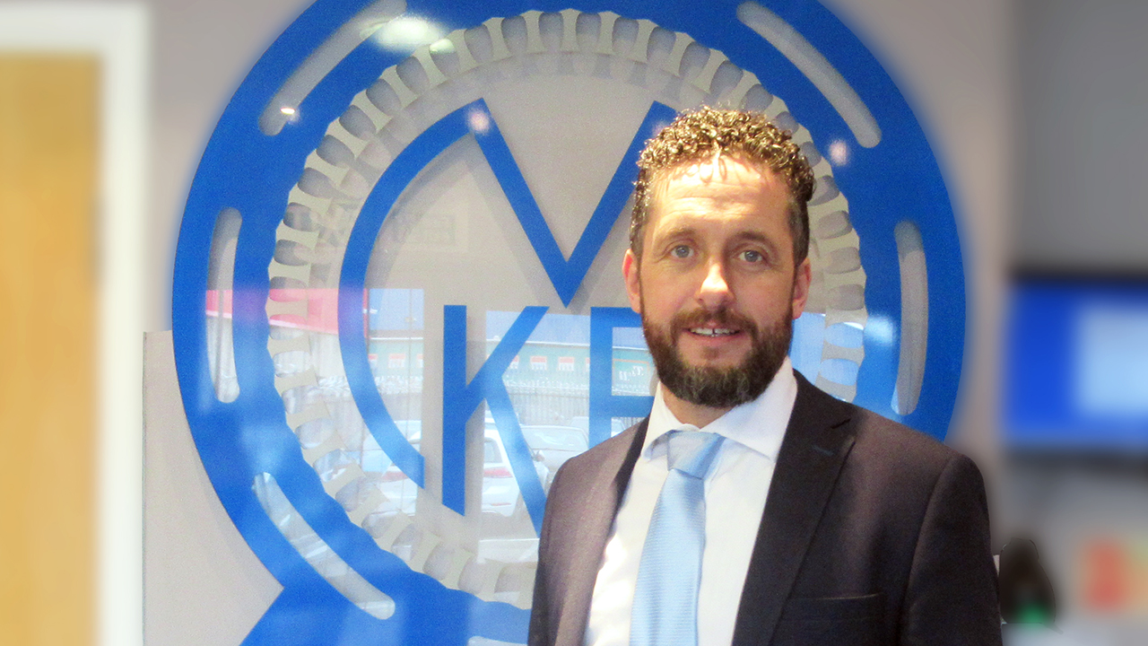 Simon Cattell Sales and Marketing Manager MKE