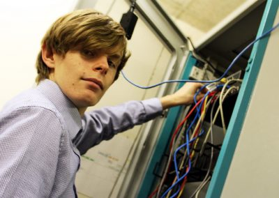 Corban Jennings – IT Apprentice
