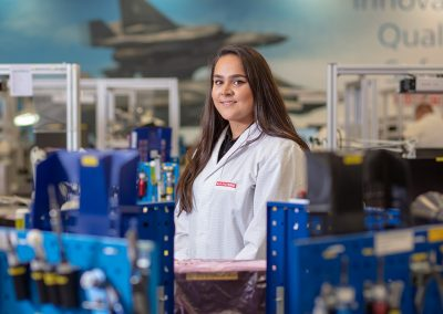 Billie Sequeira – Engineering Apprentice