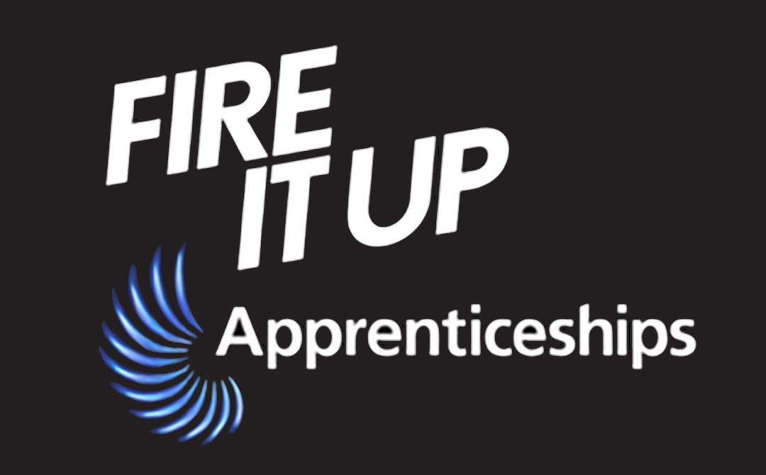 Are you ready to fire it up? – New GOV Apprenticeship Campaign 2019