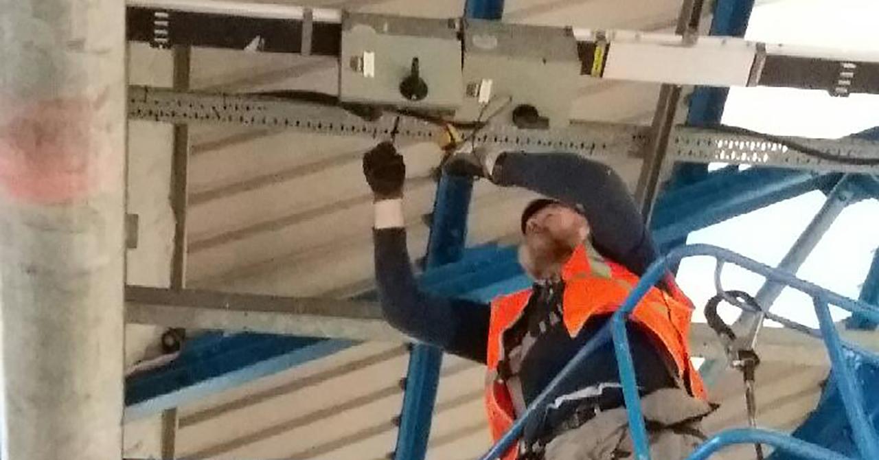 Shane Errington Welding/Mechanical Apprenticeship