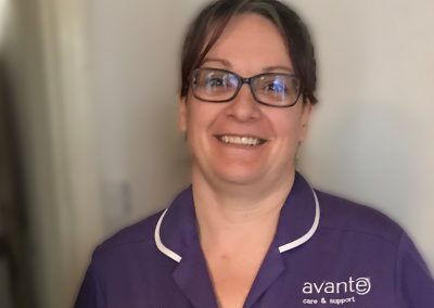 Helen Weaver – Lead Adult Care Worker Apprenticeship