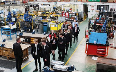 National Apprenticeship Week 2019 at IPS