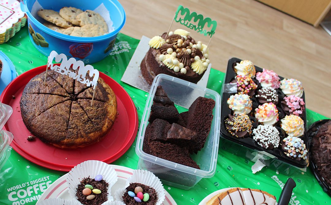 IPS Fundraising Macmillan Coffee Morning 2019