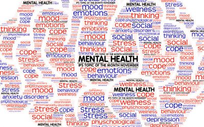 Mental Health Awareness – Topic of Month at IPS