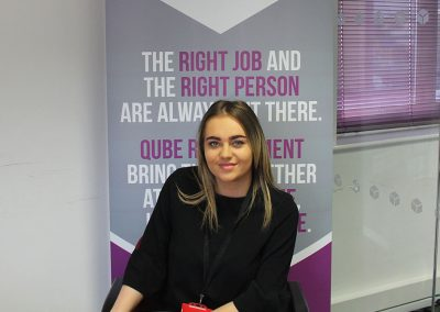 Olivia Allen Recruitment Resourcer Apprentice