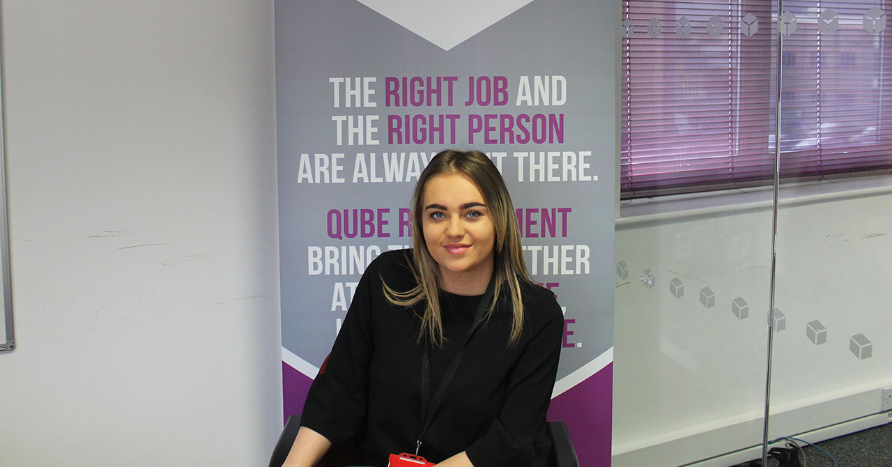 Alix Taylor Business Admin and Recruitment Apprentice