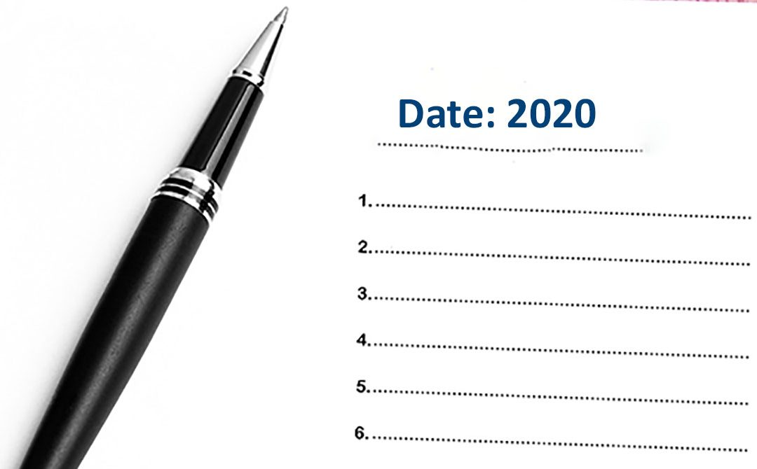 Good Documentation Practice for 2020