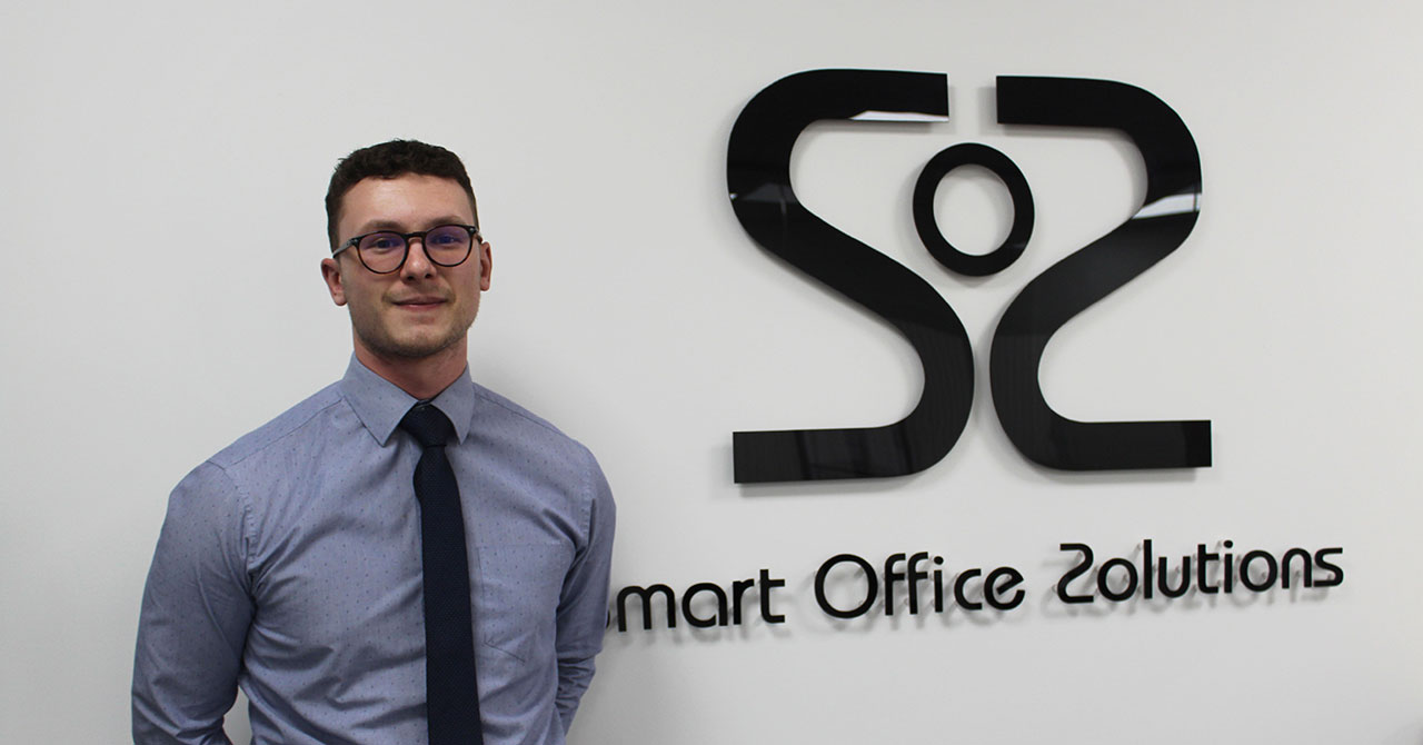 Oliver Weatherburn Smart Office Solution Accounting Apprenticeship