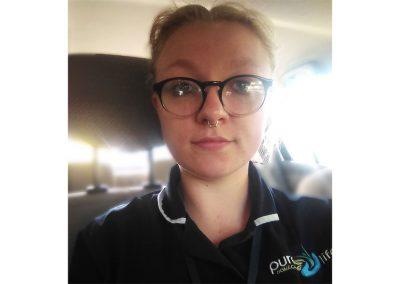 Courtney Mundy – Care Apprentice