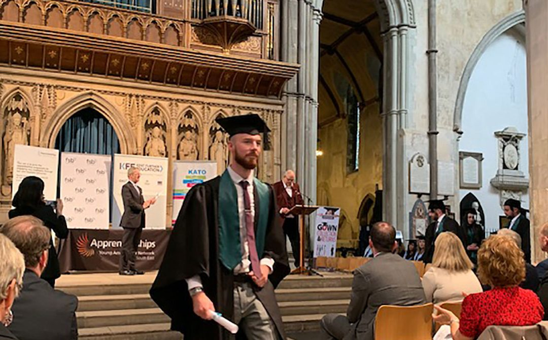 'Virtual' Kent Medway Apprenticeship Graduation 2020