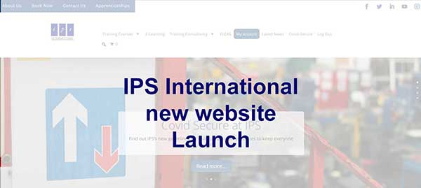 New and improved IPS Website