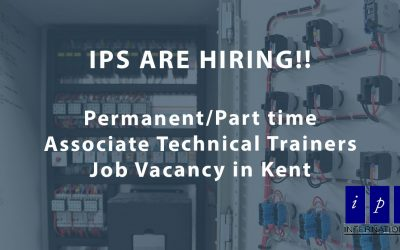 Associate Technical Trainer Vacancy – Permanent / Part time
