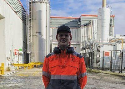 James Burch Engineering Apprentice