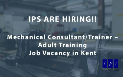 Mechanical Consultant/Trainer: Adult Training – Vacancy at IPS